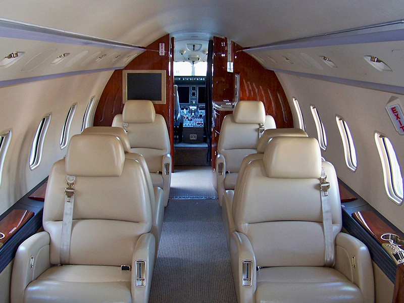 Private Jet Charter, Aircraft Management, & More - CapJet - Houston, TX