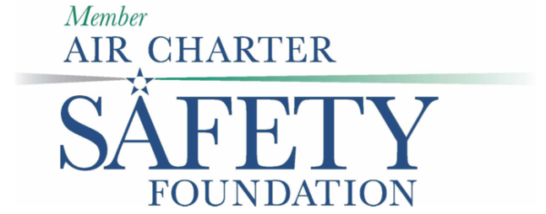CapJet is a member of the Air Charter Safety Foundation