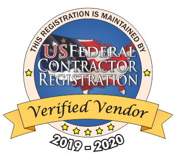 CapJet is a US Federal Contractor Registration Verified Vendor