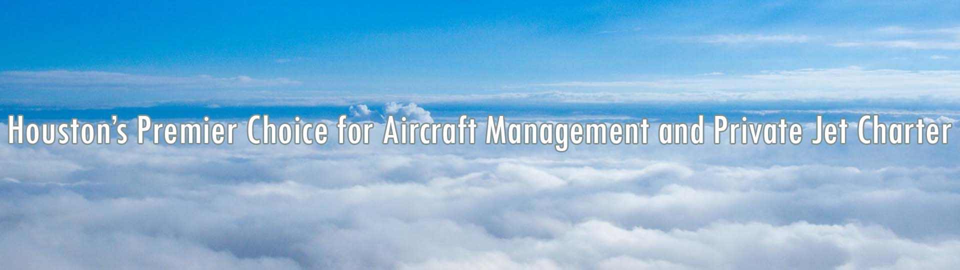 CapJet - Houston Aircraft Management and Private Jet Charter
